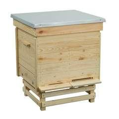 Einlöt-Rillenrädchen-kurz Rähmchen Holzbeute Zander Bienen Imkerei APIFORMES